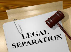 WHAT DOES A LEGAL SEPARATION ENTAIL FOR COUPLES IN CALIFORNIA?