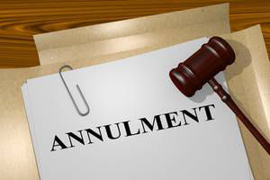 WHAT IS AN ANNULMENT IN CALIFORNIA?