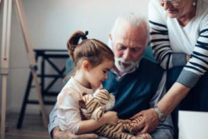 GRANDPARENTS VISITATION RIGHTS IN CALIFORNIA